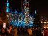 18.12.2007 - Belgia - Bruxelles - spectacol de lumini pe cladirea primariei in Grand Place - 01