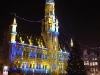 18.12.2007 - Belgia - Bruxelles - spectacol de lumini pe cladirea primariei in Grand Place - 05