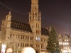 18.12.2007 - Belgia - Bruxelles - spectacol de lumini pe cladirea primariei in Grand Place