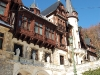 Sinaia - Castelul Peles - exterior