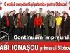 Alegeri Locale - PSD - Mash 2,5 m x 4 m