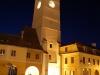 Sibiu - Turnul Sfatului - noaptea