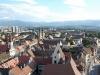 Sibiu - Vedere din Turnul Bisericii Evangheliste (catedrala ortodoxa)