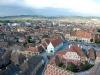 Sibiu - Vedere din Turnul Bisericii Evangheliste (podul minciunilor)
