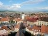 Sibiu - Vedere din Turnul Bisericii Evangheliste (turnul sfatului)