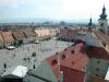 Sibiu - Vedere din Turnul Sfatului - Piata Mare